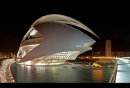 Picture of the Day: Queen Sofia Palace of the Arts in Valencia
