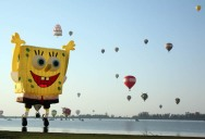 Picture of the Day: SpongeBob SquareBalloon!