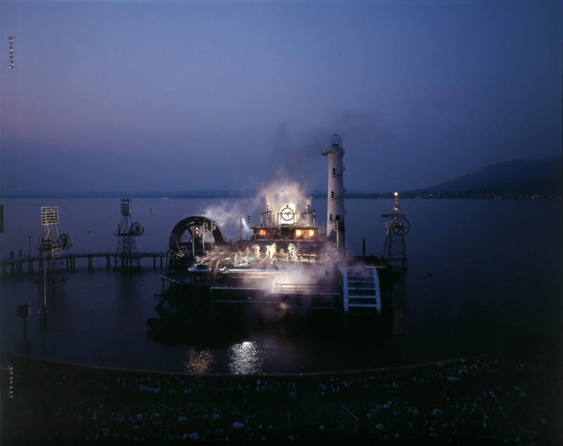 the flying dutchman outdoor opera on the lake stage bregenz The Opera on the Lake Stages of Bregenz