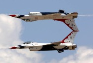 Picture of the Day: Inverted Thunderbirds