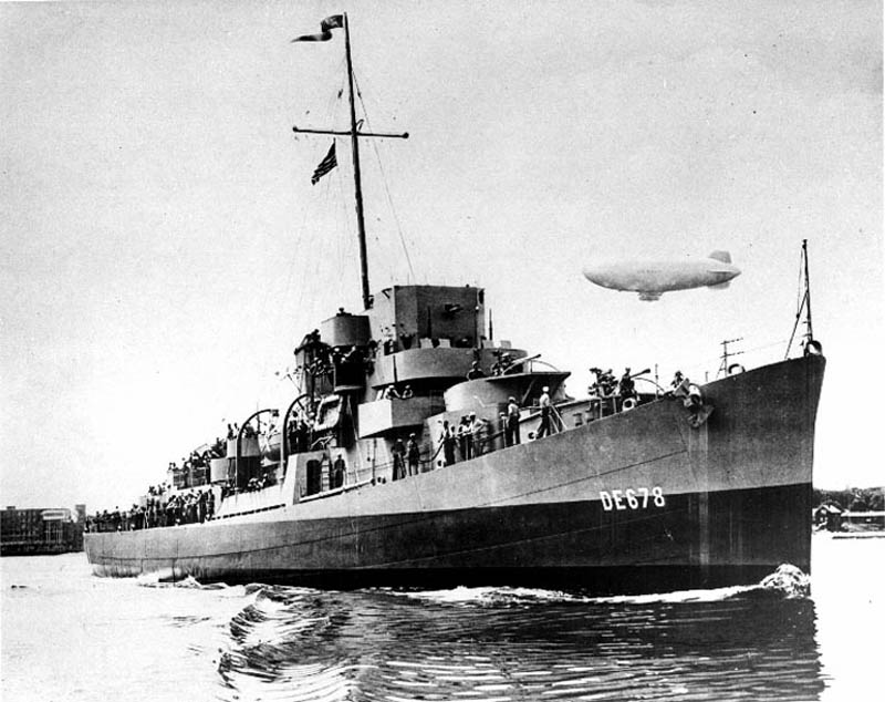 uss harmon first warship named after african american This Day In History   August 31st