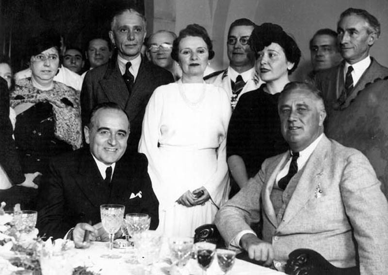 vargas and franklin roosevelt This Day In History   August 24th