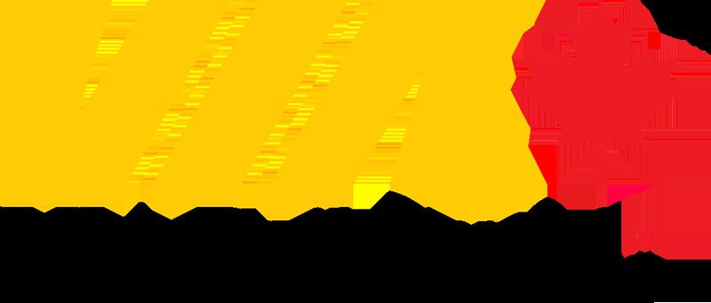 via rail canada logo large 20 Clever Logos with Hidden Symbolism