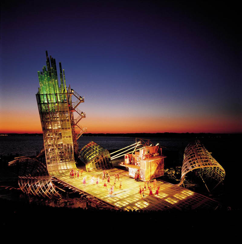 west side story stage opera on the lake bregenz The Opera on the Lake Stages of Bregenz