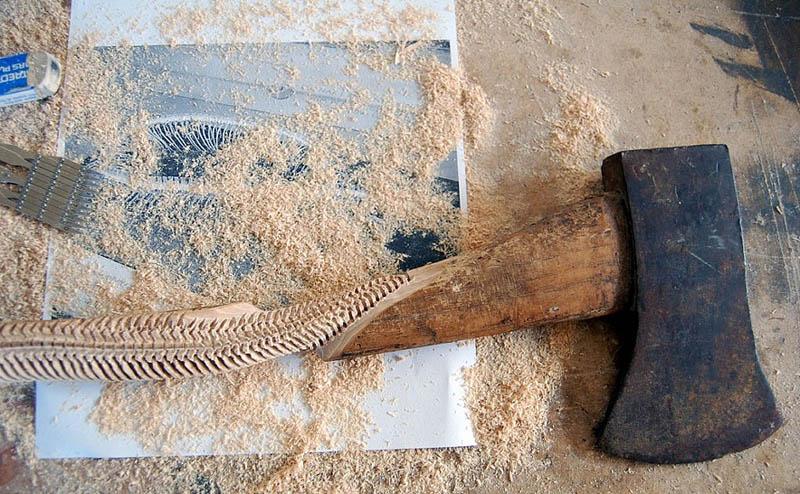 woodwork carpentry maskull lasserre 5 Incredible Woodwork by Maskull Lasserre