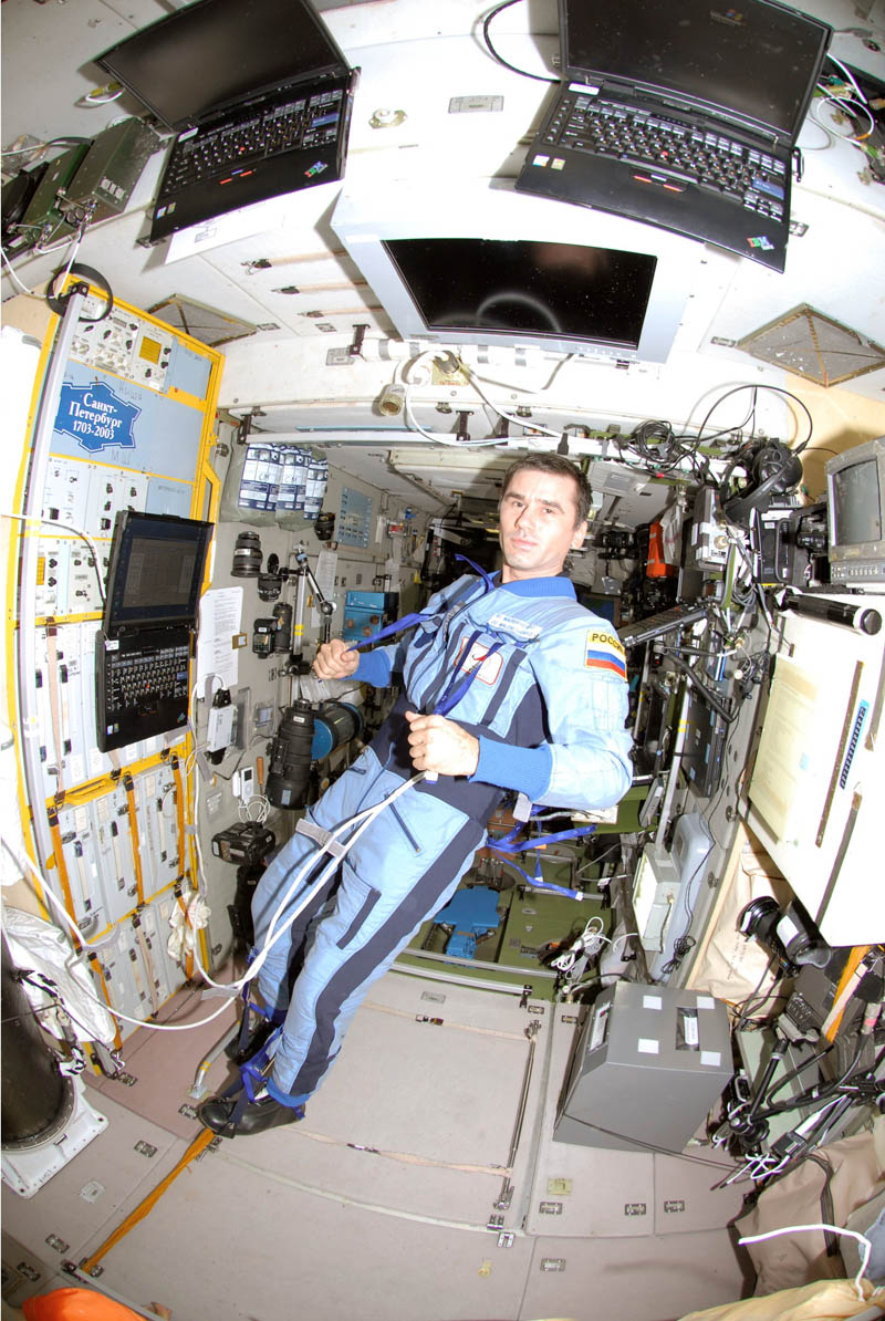 yuri malenchenko This Day In History   August 10th