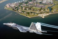 16 U.S. Air Force Bases and Naval Stations From Above