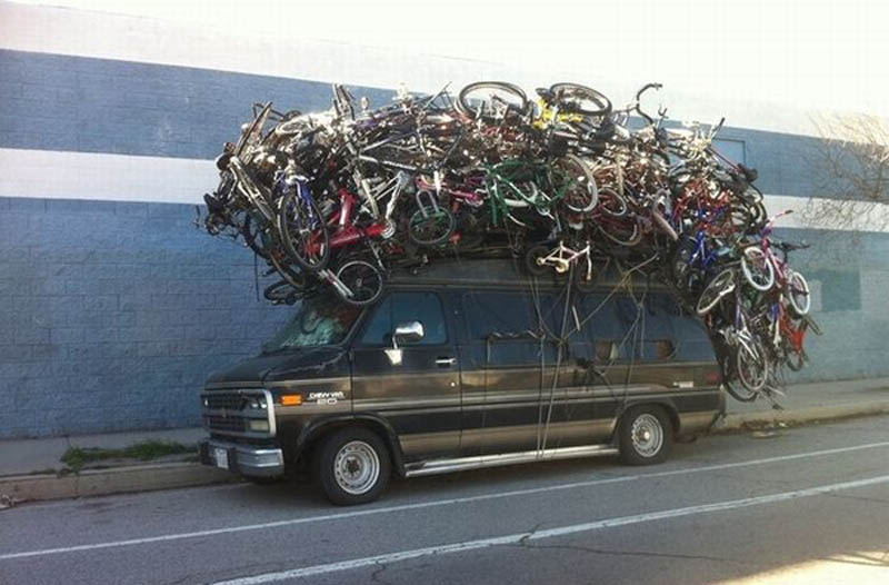 all the bikes The Friday Shirk Report   Volume 125