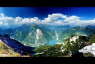Picture of the Day: Stunning Panoramic Atop Monte Civetta, Italy