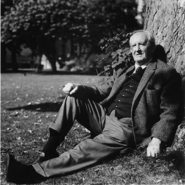 author jrr tolkien This Day In History   September 21st