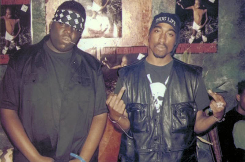 biggie and tupac This Day In History   September 7th