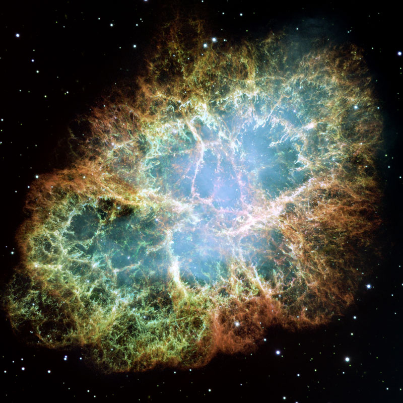 crab nebula Picture of the Day: The Crab Nebula