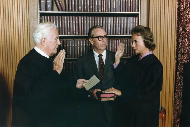 first female member of supreme court sworn in sandra day oconnor This Day In History   September 21st