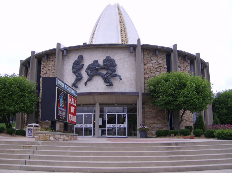 football hall of fame canton ohio This Day In History   September 7th