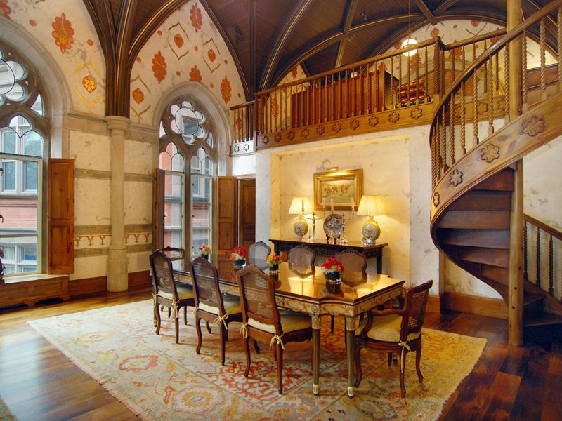 french chateau on central park in manhattan new york city 6 Stunning French Chateau on Central Park [20 pics]