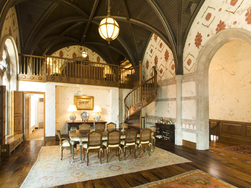 french chateau on central park in manhattan new york city 7 Stunning French Chateau on Central Park [20 pics]