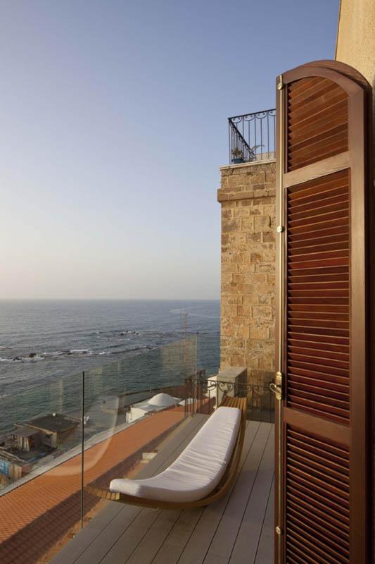 jaffa apartment stone restoration pitsou kedem architect 15 Beautiful Stone Home Restoration in Israel