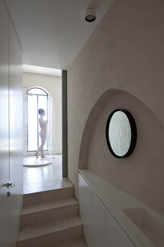 jaffa apartment stone restoration pitsou kedem architect 20 Beautiful Stone Home Restoration in Israel