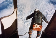 Picture of the Day: Joe Kittinger Jumping From Space