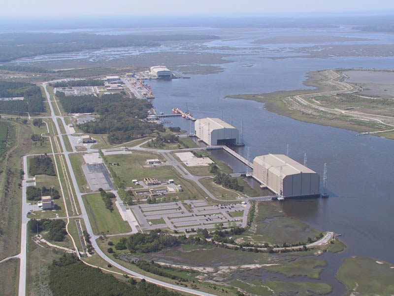kingsbay 16 U.S. Air Force Bases and Naval Stations From Above