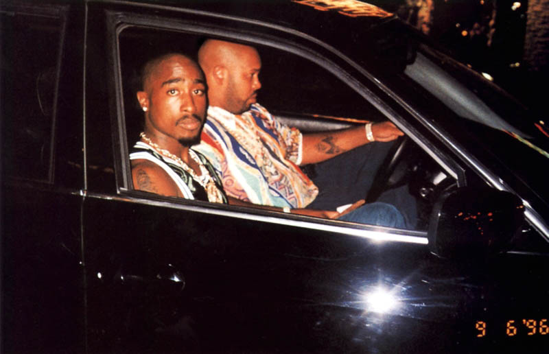 last picture before tupac was shot killed This Day In History   September 7th