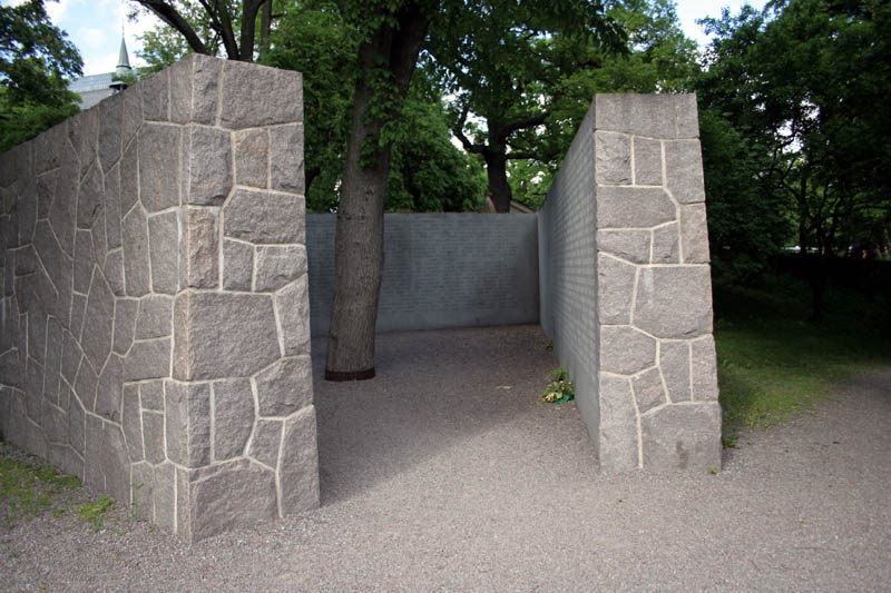 ms estonia memorial  stockholm sweden This Day In History   September 28th