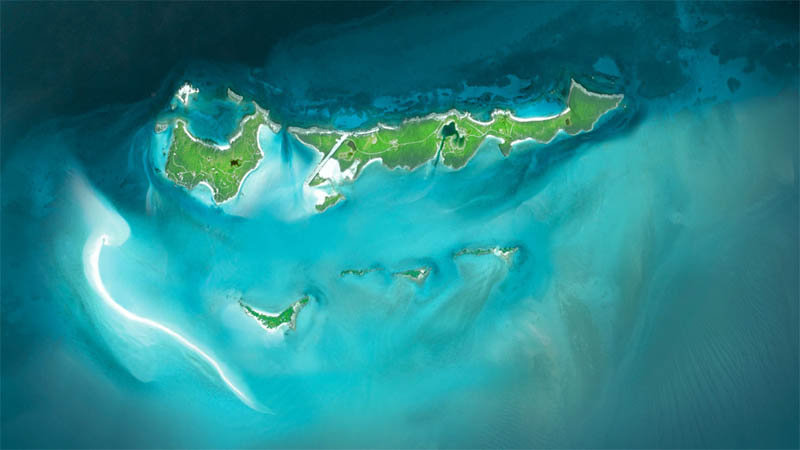 musha cay and the islands of copperfield bay 1 Musha Cay and the Islands of Copperfield Bay [25 pics]
