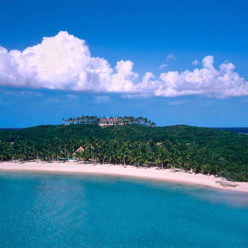 musha cay and the islands of copperfield bay 7 Musha Cay and the Islands of Copperfield Bay [25 pics]