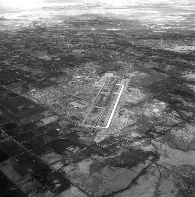 naval air station fallon 16 U.S. Air Force Bases and Naval Stations From Above