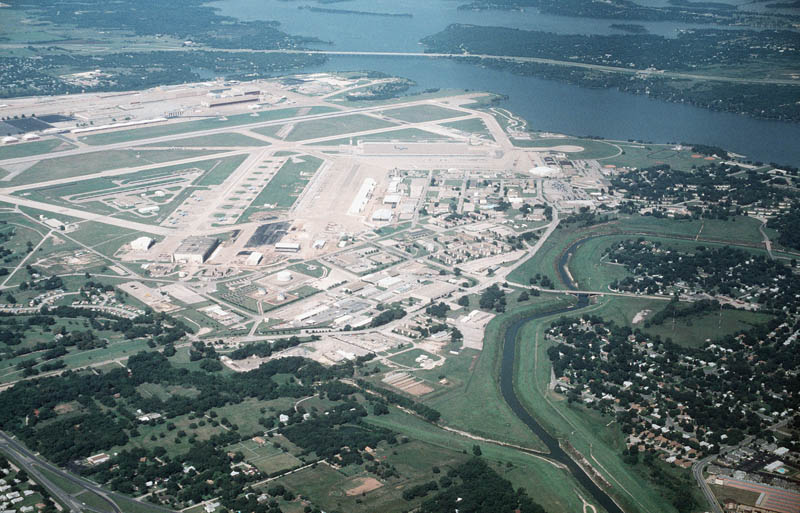 naval air station joint reserve base fort worth 16 U.S. Air Force Bases and Naval Stations From Above