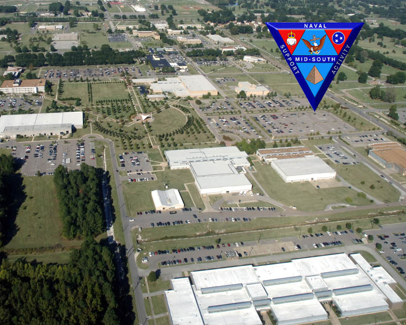naval support activity mid south 16 U.S. Air Force Bases and Naval Stations From Above
