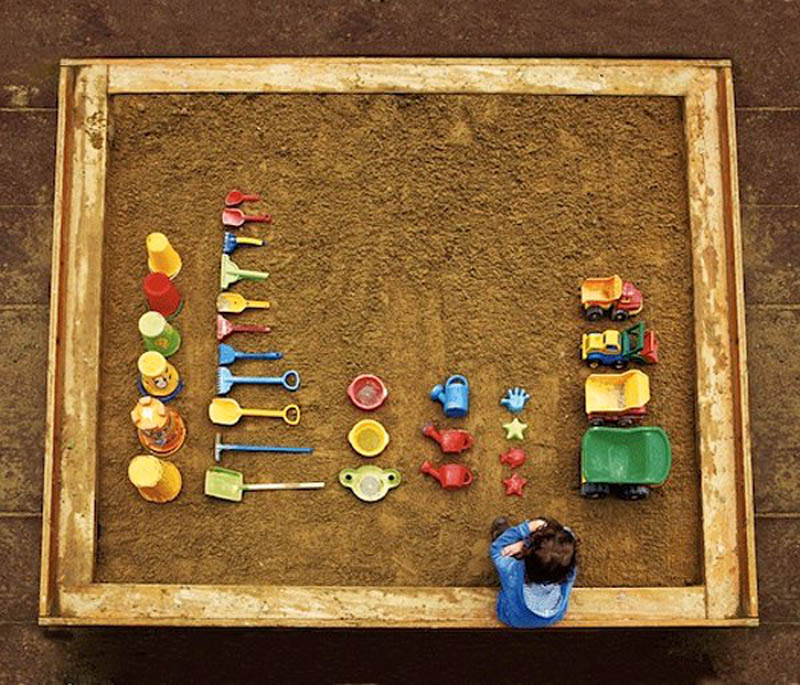 neat organized tidy photography art ursus wehrli 5 Photographing the Urge to Organize and Tidy