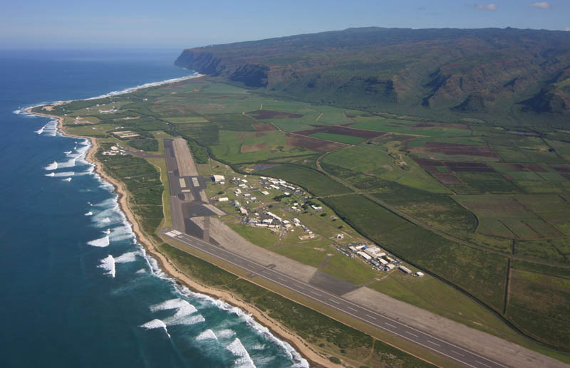 pacific missile range facility aerial 16 U.S. Air Force Bases and Naval Stations From Above