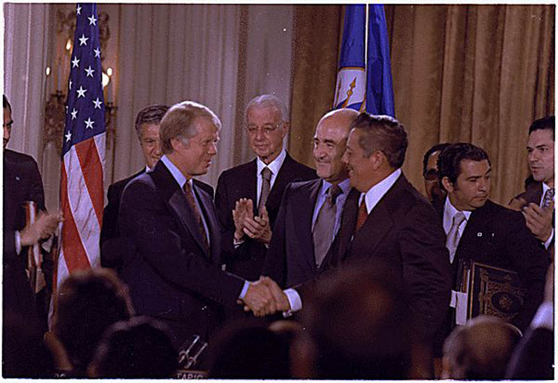 panama canal treaty signed This Day In History   September 7th