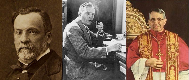 pasteur hubble pope jon paul This Day In History   September 28th