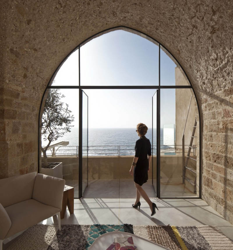stone house 11 Beautiful Stone Home Restoration in Israel