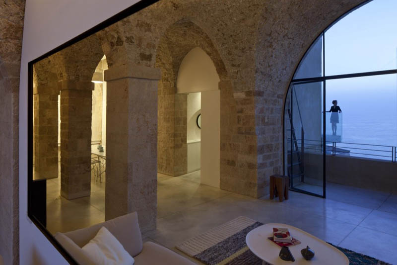 stone house 18 Beautiful Stone Home Restoration in Israel