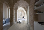 Beautiful Stone Home Restoration in Israel
