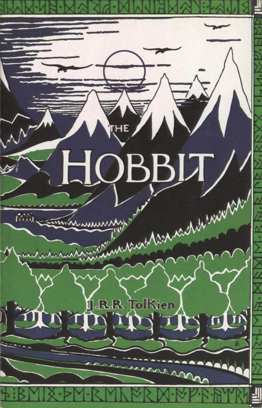 the hobbit book cover This Day In History   September 21st