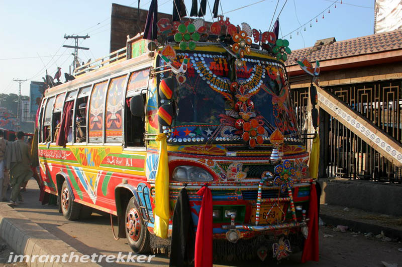 truck art pakistan 8 Decorative Truck Art from Pakistan