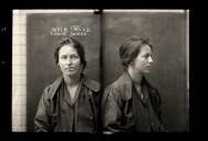 Femme Fatales: 35 Vintage Female Mug Shots