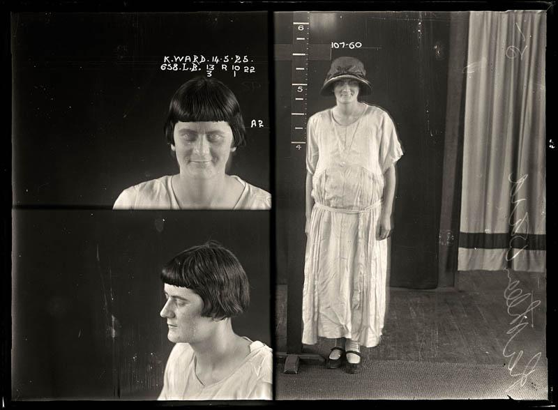 vintage female mug shots 21 Femme Fatales: 35 Vintage Female Mug Shots