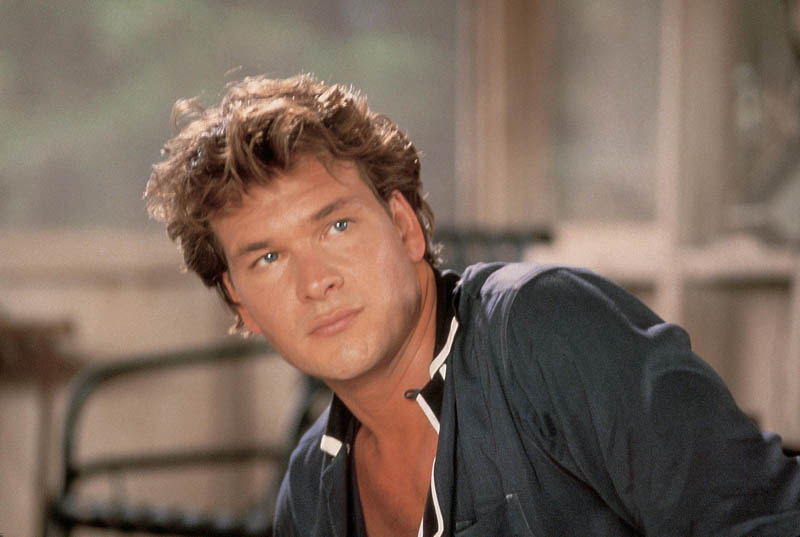 young patrick swayze This Day In History   September 14th