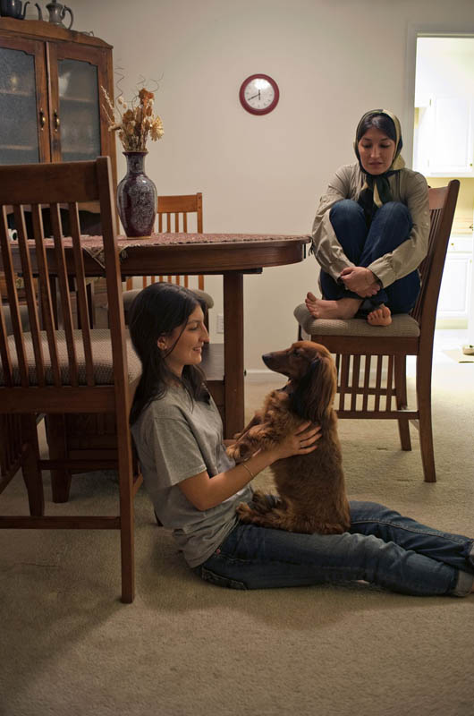 american iranian self study natalie nazanin abbassi photography 2 An Iranian American Self Study by Natalie Abbassi
