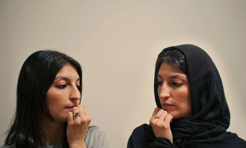 american iranian self study natalie nazanin abbassi photography 4 An Iranian American Self Study by Natalie Abbassi