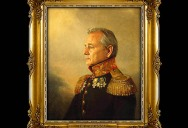 15 Celebrity Portraits Painted Like Russian Generals