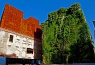 15 Incredible Vertical Gardens Around the World