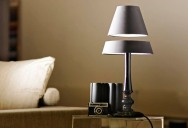 Floating Table Lamps are Awesome