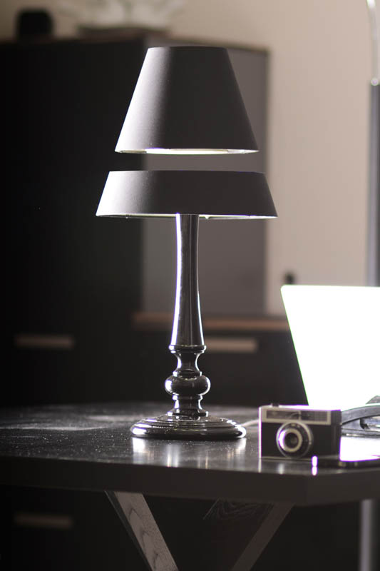 floating table desk lamp magnets 9 Floating Table Lamps are Awesome