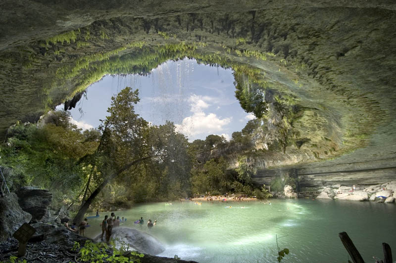 hamilton pool nature preserve texas The Top 50 Pictures of the Day for 2011
